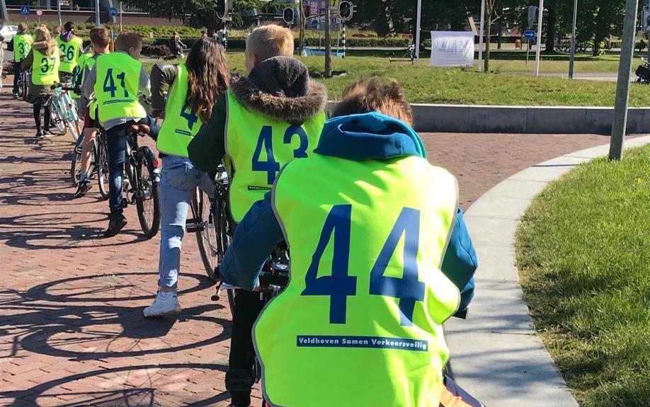 Praktisch fietsexamen: verkeersregels en juist verkeersgedrag